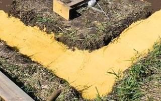 Нужна ли песчаная подушка под ленточный фундамент если грунт песчаный