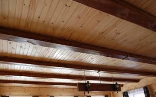 Пароизоляция для потолка в деревянном перекрытии какой стороной
