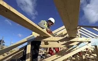 Стропильная система двухскатной крыши своими руками пошагово угол 45
