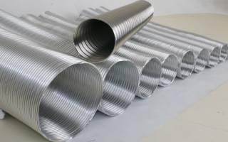 Как соединить гофрированные трубы из нержавейки диаметром 150мм?
