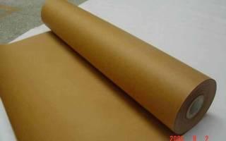 Можно ли использовать картон в качестве пароизоляции?