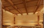 Как правильно уложить пароизоляцию на потолок в бане?