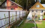 Можно ли ставить глухой забор между соседними участками частных домов?