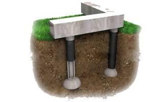 Как забиваются сваи под ленточные фундаменты лентами или кустами?