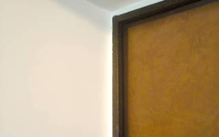 Как сделать своими руками откосы на двери из гипсокартона?