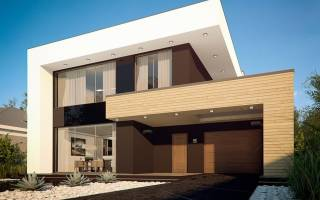 Особенности виниловых фасадных панелей