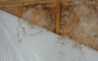 Нужно ли класть пароизоляцию между стеной и утеплителем