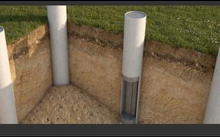 Фундаменты на винтовых сваях для малоэтажного строительства отдельный выпуск