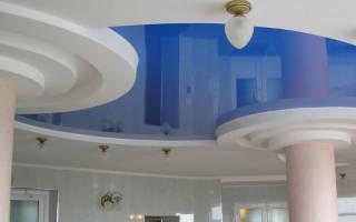 Какой потолок лучше сделать в спальне гипсокартон или натяжной?