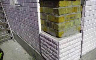 Утеплитель с декоративным покрытием для фасада