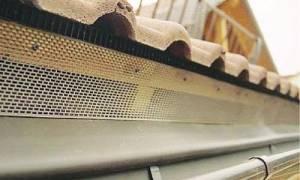 Правильная герметизация и вентиляция конька. Значение карниза и конька