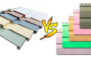 Какой сайдинг лучше виниловый или акриловый для деревянного дома?