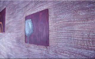Техника нанесения текстурной краски