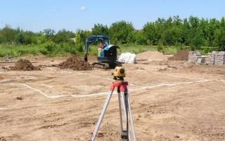 Как узнать какой грунт на участке и какой фундамент нужен?