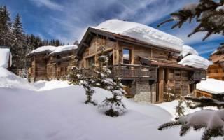 Как построить дом своими руками в стиле шале?
