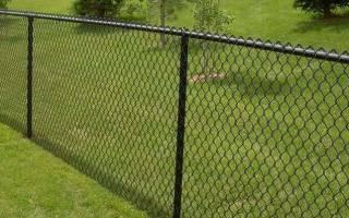 Как правильно ставить забор на меже?