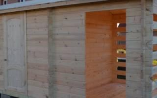 Строительство деревянного сарая размер 2 3 без фундамента в саду