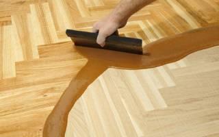 Виды и особенности шпаклевки деревянного пола под ламинат