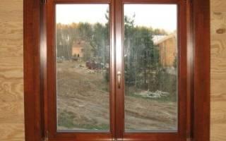 Как сделать откосы на окнах в деревянном доме своими руками?