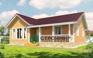 Проекты домов с фундаментом 5 м на 9 м
