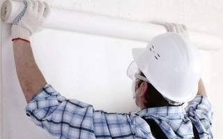 Подготовка стен из гипсокартона к поклейке обоев своими руками