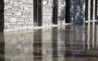 Литиевые (укрепляющая) пропитки для бетона