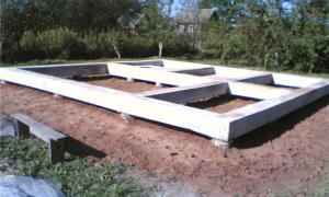 Можно ли в октябре заливать фундамент и строить дом?