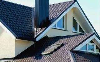 Как применяют керамзит для утепления крыши
