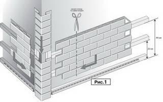 Как рассчитать количество фасадных панелей для обшивки дома?