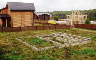 Можно ли оформить землю в собственность если есть только фундамент?