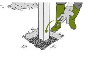 Как сделать бур для бурения ям под столбы для фундамента?