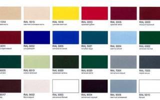 Сайдинг виниловый цветовая гамма для обшивки дома