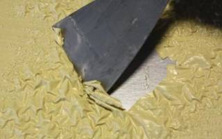 Эффективные методы удаления лакокрасочных покрытий