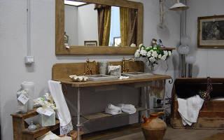 Основные черты стиля прованс в ванне