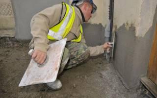Фасадные шпаклевки для наружных работ какие наилучшие