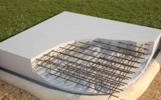 Как правильно укладывать арматуру в фундамент с монолитной плитой?
