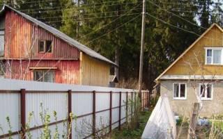 Соседский дом стоит на границе участка могу ли поставить забор