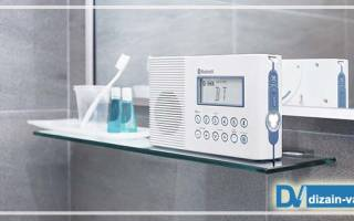 Радио для ванной: преимущества использования