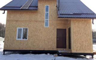 Чем отделать дом снаружи из сип панелей