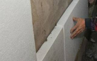 Как правильно утеплить дом пенополистиролом снаружи своими руками?