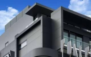 Отличительные особенности алюминиевых панелей для фасада