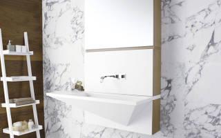 Белый цвет в ванной: чистота и элегантность