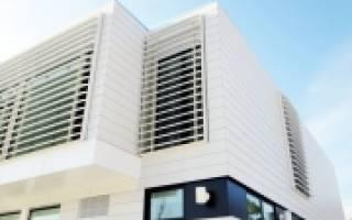 Вентилируемые фасады из керамогранита технология монтажа