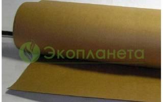 Пароизоляция крафт бумага elt vlc в сочи