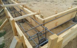 Фундамент для дома из пеноблоков на глинистой почве своими руками