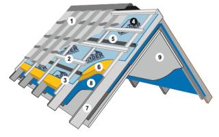 Folder алюм н 90 пароизоляция 75 м2 рул