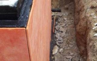 Чем утеплить цоколь дома снаружи под сайдинг