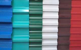 Какой цвет сочетается с зеленым забором?