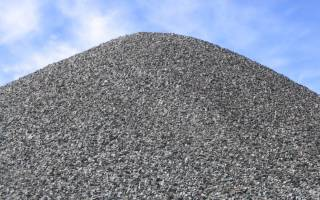 Сколько нужно гравия на 1 куб бетона для фундамента