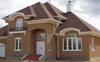 Какой должен быть фундамент для двухэтажного дома из кирпича?